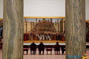 گالری Pinacoteca di Brera از جاهای دیدنی میلان